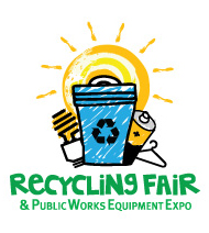 Evanston recycling fair logo